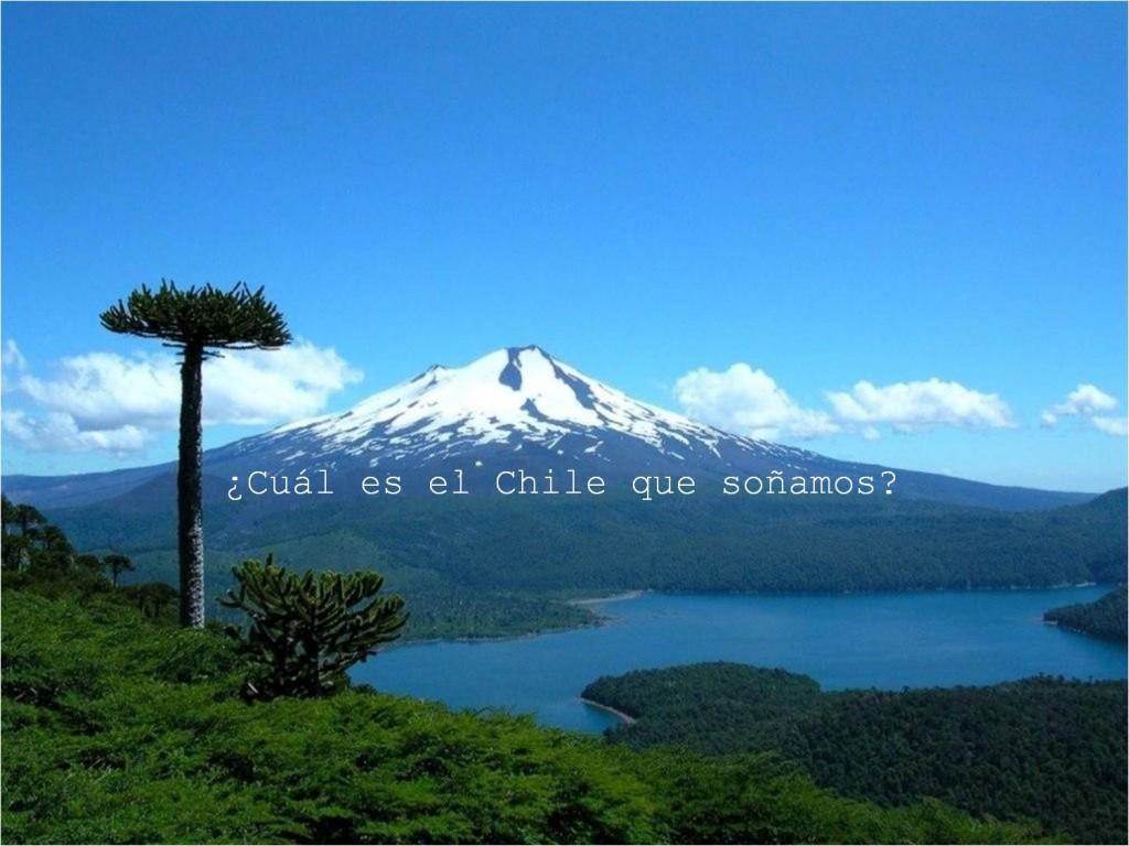 Cuál es el Chile que Soñamos